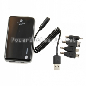 Wholesale For iPhone Original Dxpower WT-M5000C 5000mAh Portable usb Charger bank