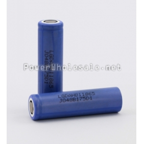 Wholesale LGD 18650 3.7V 1500mAh Rechargeable li-ion Battery (1 pcs)
