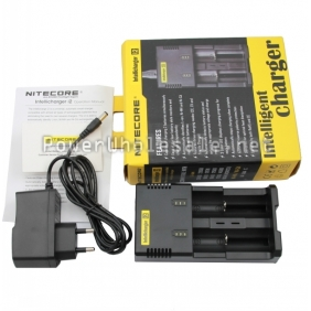 Wholesale Nitecore Sysmax i2 Rechargeable Battery Charger with Kroean Plug ( with KCC Certificate)