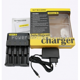 Wholesale SYSMAX / Nitecore I4 V2 Intellicharge Battery Charger with Korean plug ( with KCC Certificate)