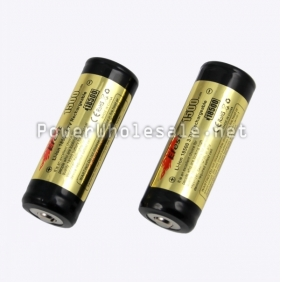 Wholesale Efest 18500 1500mAh 3.7v Protected Li-ion Rechargeable Battery with Nipple(1pc)