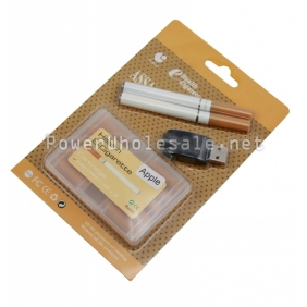 Wholesale Hot selling Health Ecigarette AS-302 with 2 Atomizer kit