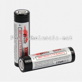 Wholesale The New arrival Efest IMR 18650 2200mAh 3.7V High Drain LiMn Battery(1pc)