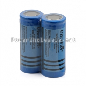 Wholesale Ultrafire IMR 26650 4000mah 3.7v LiMn Rechargeable Battery(2pcs)