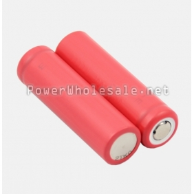 Wholesale Sanyo UR14500P-BRVO 800mAh 3.7V red rechargeable Li ion  Battery(1pc)