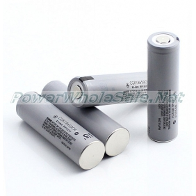 Wholesale Panasonic CGR18650CH 2250mAh 3.7v battery in gray(1pc)