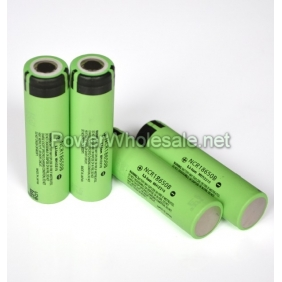 Wholesale Newest Panasonic NCR18650B 3400mAh Rechargeable Li-ion Battery with flat top