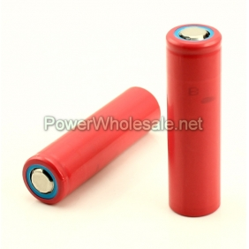 Wholesale Sanyo UR18650WX 3.6V 1600mah Power rechargerable Li-ion Battery(1pc)
