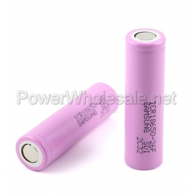 Wholesale Samsung ICR 18650-26F 2600mah Rechargeable 3.7V Li-ion Battery