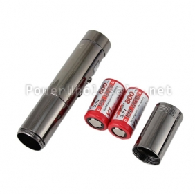 Wholesale Chrome 18350/18650 variable voltage vamo V2 tube ecigarette