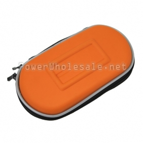 Wholesale High quality Orange eGo case/electronic cigarette carrying case/zipper case