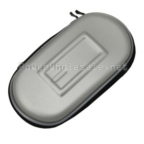 Wholesale Gray eGo case/electronic cigarette carrying case/zipper case