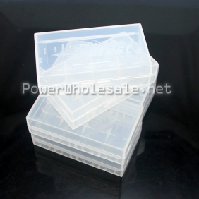 Wholesale Hot sales Efest case/storage box for battery 2*18650 and 4*18350