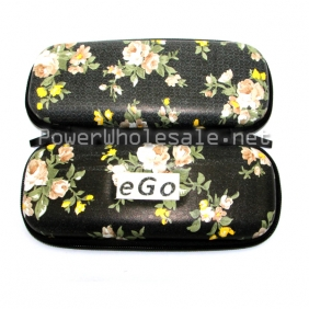 Wholesale New floral printing vamo case medium carry case for vaporizer