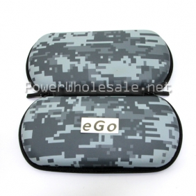 Wholesale New camouflage ego case best leather carring case
