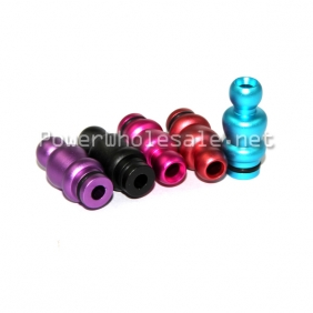 Wholesale Newest arrival aluminum classical mini Drip tip for 510 clearomizer