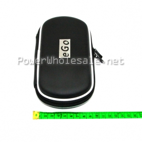 Wholesale High quality double zipper Waterproof Black ego carring case