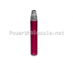 Wholesale purple ego vv 650mah 900mah 1100mah electronic cigarette battery