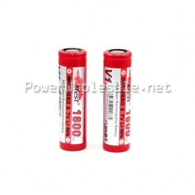 Wholesale Efest 30A IMR 18650 1600mah battery with flat top