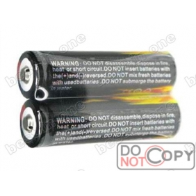 Wholesale TrustFire TF14500 900mAh 3.7V Rechargeable li-ion Battery (2pcs)