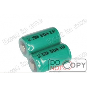 Wholesale LC 15266 1000mAh 3.0V li-ion Protected Battery ( 2 pcs )