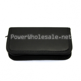 Wholesale Efest popular black long e cig carrying case big size for battery ,for e cig mod