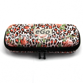 Wholesale Ego Carring Case for e-cig with pink rose
