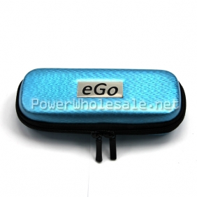 Wholesale New arrived Ego Carring Case Rectangular electronic smoke box in dodgerblue with double zipper accept OEM