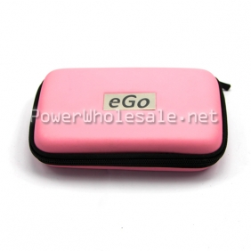 Wholesale Big size Ego Carring Case in pink easy carry for ecig accept OEM