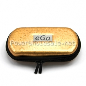 Wholesale High quality Golden vape case Ego Carring Case