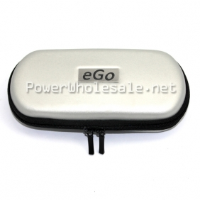 Wholesale 2013 New Silver Ego carrying zipper case Big Size