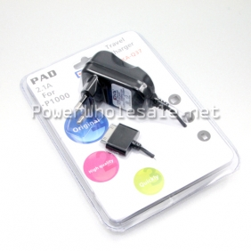 Wholesale 2100mA EKA-Q37 EU adapter EU wall charger for P1000