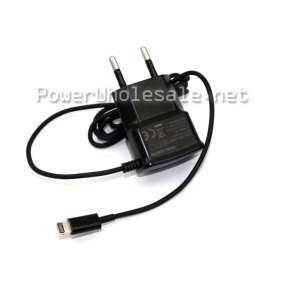 Wholesale EU plug portable travel charger for Iphone 5