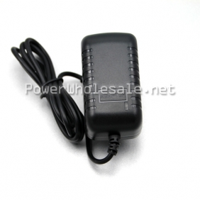 Wholesale High quality adapter with CE certificated Black US plug adapter with cable