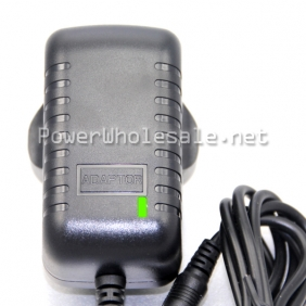Wholesale high quality Black adapter with UK plug