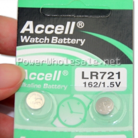 Wholesale Accell LR721 1.5V Lithium Button cell
