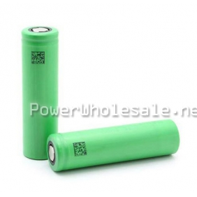 Wholesale us18650vtc4 18650 2100mah battery 30A high discharging 3.7V rechargeable battery green VTC4 18650 battery