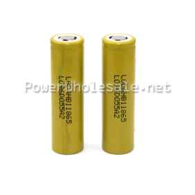 Wholesale Wholesale vaporizer battery High quality LGDAHB11865 battery LG 30A 18650 1500mAh 3.7V Rechargeable battery for e cig?1pc)
