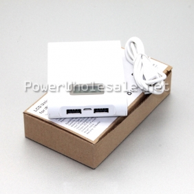 Wholesale Efest 10400mAh lcd universal portable power bank for iphone 5/ipad/samsung
