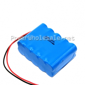 Wholesale 7.4v 11000mah 10*18650 2P5S li-ion battery pack
