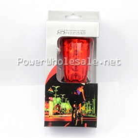 Wholesale Five-piece set bicycle taillight
