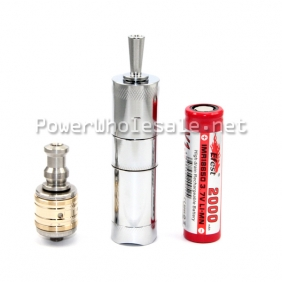 Wholesale Mechanical ecigarette siamese mechanical mod