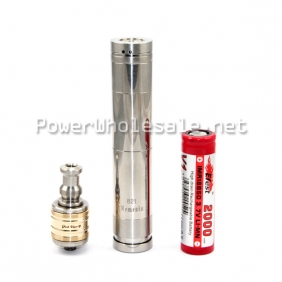 Wholesale Healthy Electronic cigarettes Nemesis full Mechanical mods