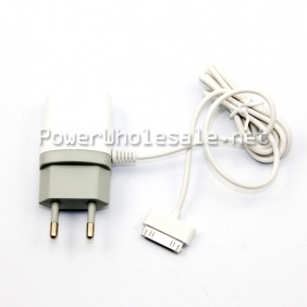 Wholesale EKA-Q15 Travel Charger for phone/pod touch/pod Classic/pod mini