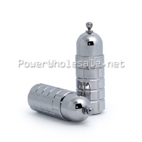 Wholesale E-liquid/E-cig Drops bottles stainless steel bottles for E-liquid