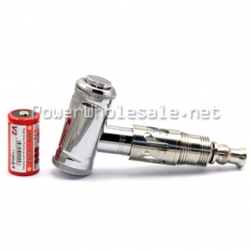 Wholesale Electronic pipe mod with 510 thread stainless steel e pipe mod with 18350 battery