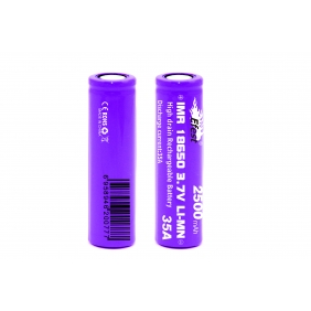 Wholesale 35A Efest IMR 18650 2500mah battery