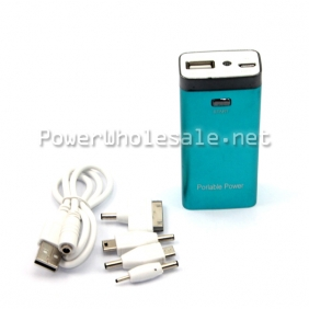 Wholesale 5v 1A Mobile Power Bank 6800mah power bank multifunction powe bank for mobile, GPS,Iphone, IPad
