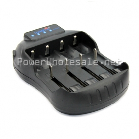 Wholesale TrustFire TR-009 Charger 4bay charger for 10440 / 14500 / 14650 / 16340 / 17670 / 18500 / 18650 Battery
