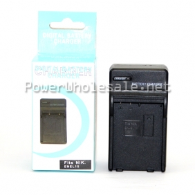 Wholesale Digital camera battery charger travel universal charger fits for NIKENELI5